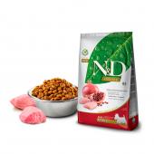 N&D для собак 2,5 кг 98% MINI ADULT CHICKEN&POMEGRANATE для мини пород, курица с гранатом