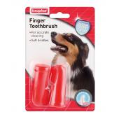 Зубная щетка на палец Beaphar Finger Toothbrash