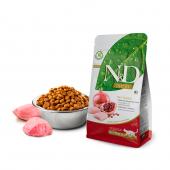 N&D для кошек 300 г 98% CHICKEN & POMEGRANATE NEUTERED для стерилизованных,курица,гранат