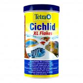 Корм для рыб Tetra Cichlid XL Flakes 1000мл
