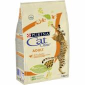 Cat Chow 1,5 кг для взрослых кошек с птицей