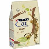 Cat Chow 1,5 кг для взрослых кошек с уткой