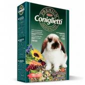 Корм Padovan 500г Coniglietti  Premium, для декоративных кроликов