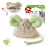 GiGwi Мышь с кошачьей мятой Арт. 75041
