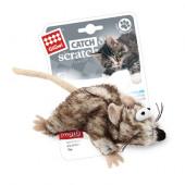GiGwi Мышка с кошачей мятой Арт 75383