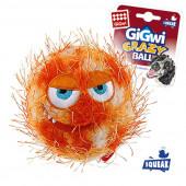 GiGwi Мяч с пищалкой оранжевый 7 см Арт. 75342