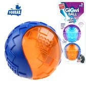 GiGwi Два мяча с пищалкой Арт 75328