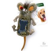 GiGwi Мышь с большой пищалкой Арт. 75288