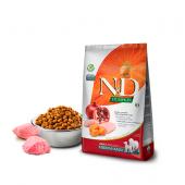 N&D для собак 12 кг 96% MEDIUM&MAXI ADULT CHICKEN AND POMEGRANATE для взрослых средниих, крупных пород с курицей,гранатом и тыквой
