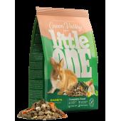 корм Little One 750 г зеленая долина для кроликов