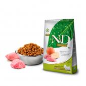 N&D для собак 800 г 98% MINI ADULT BOAR&APPLE для мини пород, кабан с яблоком