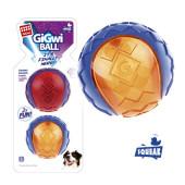 GiGwi Два мяча с пищалкой Арт 75336