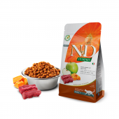 N&D для кошек 300 г 96% VENISON,PUMPKIN&APPLE, олень,тыква,яблоко