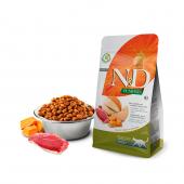 N&D для кошек 300 г 96% DUCK,PUMPKIN&CANTALOUPE MELON, утка,тыква,дыня