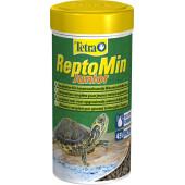 Корм для водоплавающих черепах Tetra ReptoMin Junior 250мл 258884