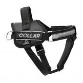 Шлея COLLAR Dog Extreme Police №3 черная 07061