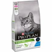 Pro Plan для кошек 1,5 кг STERILIZED со вкусом кролика