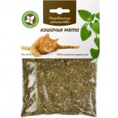 Деревенские Лакомства для кошек Кошачья мята 15 гр