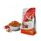 N&D для кошек 1,5 кг 94% SKIN&COAT HERRING сельдь, киноа, кокос, куркума