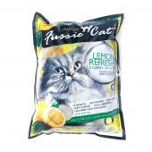 Наполнитель Fussie Cat 5 л Лимон комкующийся бентонитовый
