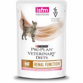 Pro Plan Veterinary Diets 85 г NF Renal function со вкусом лосося