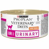 Pro Plan Veterinary Diets 195 г UR Urinary