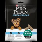 Pro Plan Dental Pro Bar для поддержания здоровья полости рта собак мелких и карликовых пород 150 гр